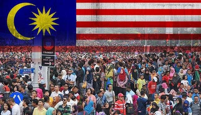 عدد سكان دولة ماليزيا