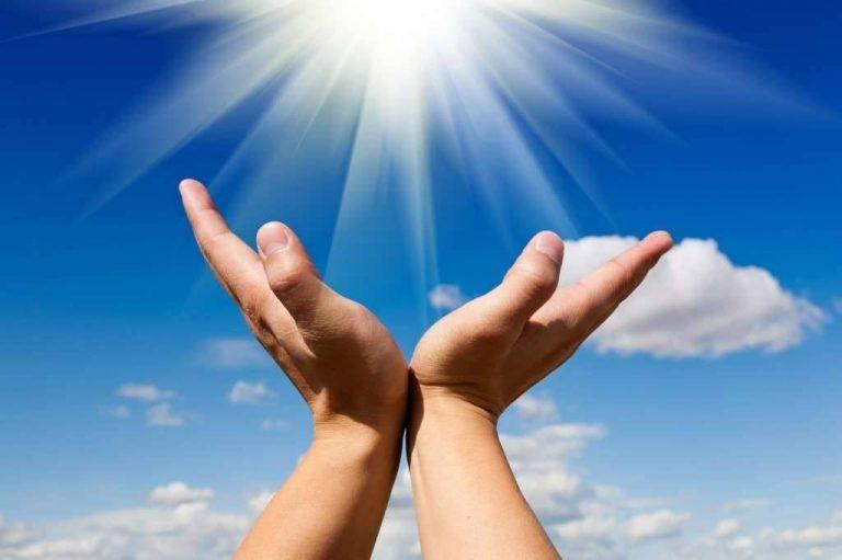 مقال عن الطاقة الايجابية