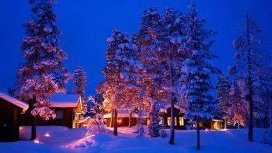 Photo of السياحة الشتوية في السويد