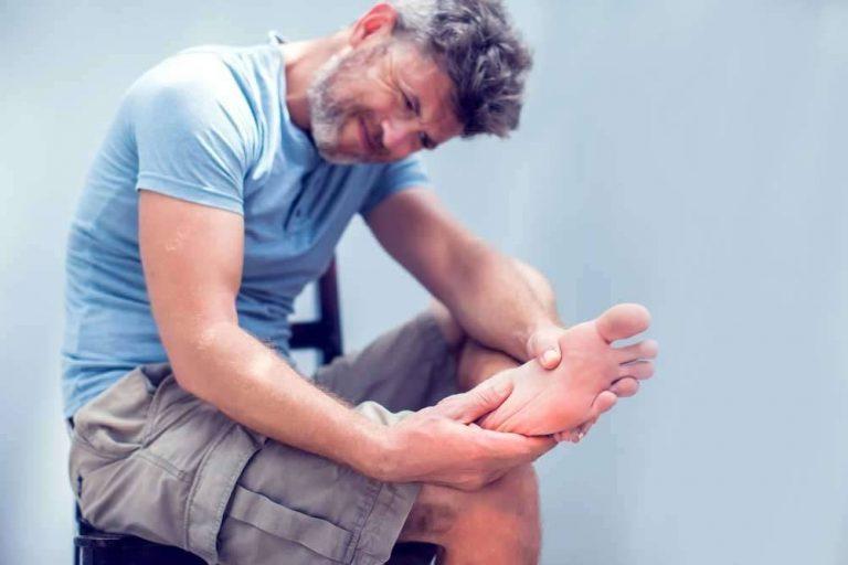 كيف تعرف نوع قدمك