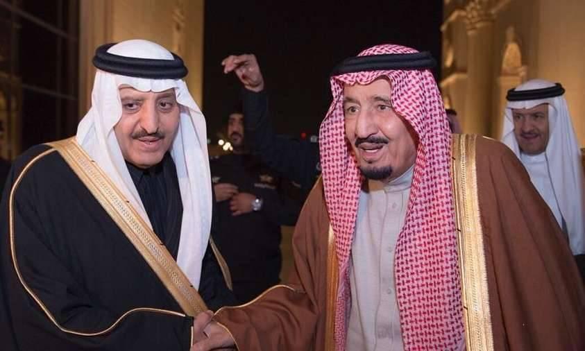 ابناء الامير احمد بن عبدالعزيز