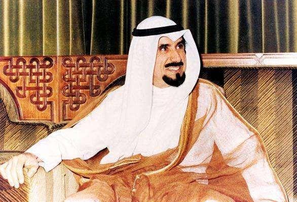 الشيخ جابر الأحمد الصباح