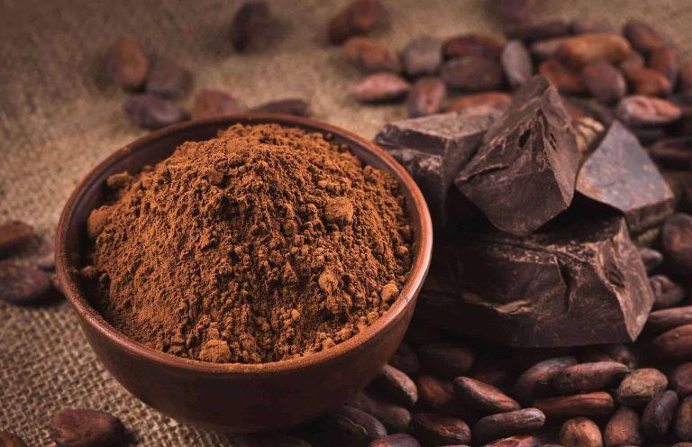 بعض الطرق لاستخدام مسحوق الكاكاو