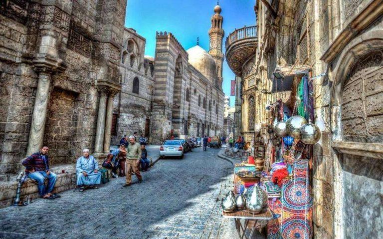 تاريخ القاهرة الفاطمية