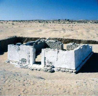 تاريخ امارة ام القيوين قبل الميلاد