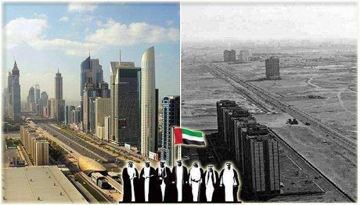تاريخ امارة دبي من 1894 وحتّى 1966