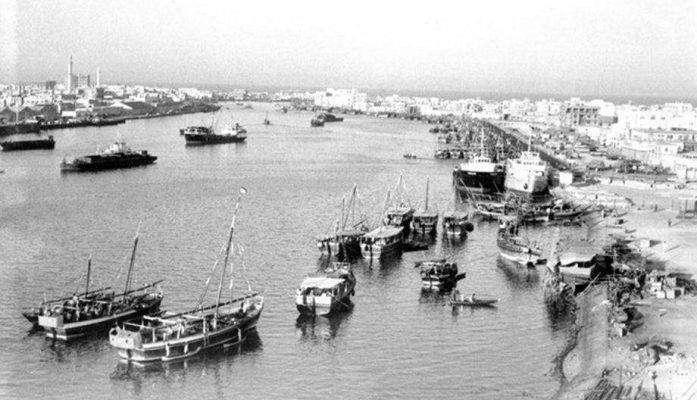 تاريخ دبي في أوائل القرن العشرين