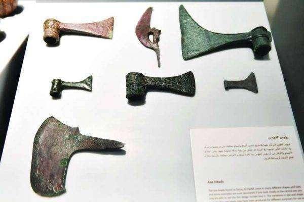 تاريخ دبي قبل الميلاد في العصر الحديديّ