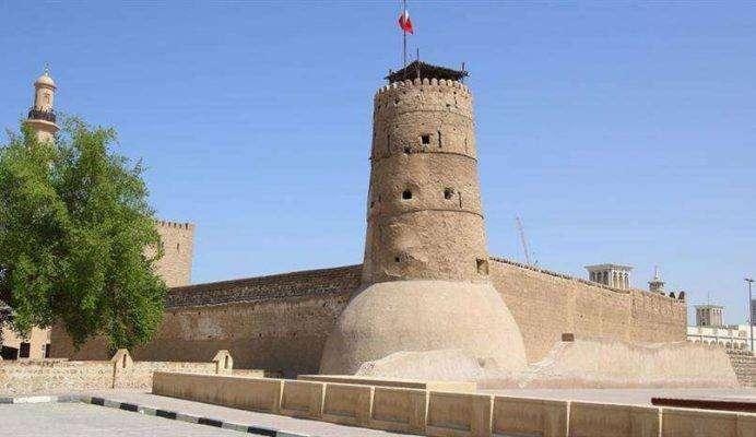 تاريخ دبي قديما من 1800 إلى 1832