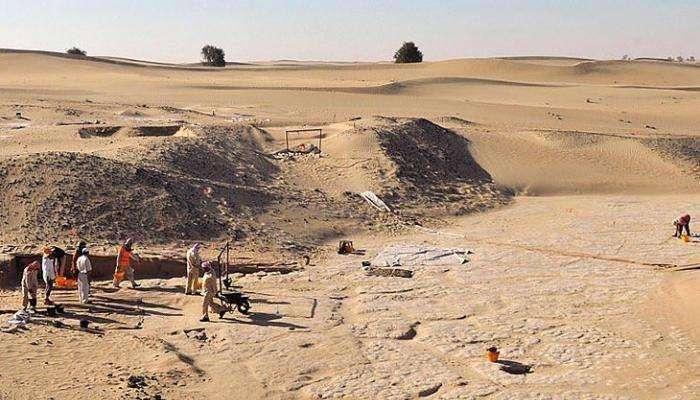 تاريخ دبي منذ 3000 قبل الميلاد إلى القرن الخامس الميلاديِّ