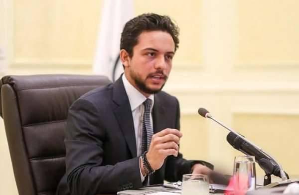 حياة الامير حسين بن عبدالله الثاني