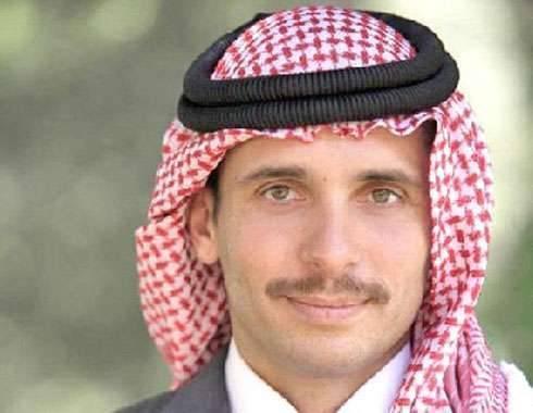 حياة الامير حمزة بن الحسين