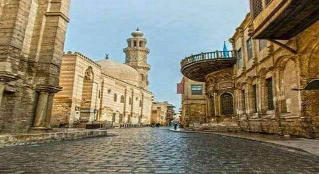 دور الفاطميين في بناء القاهرة