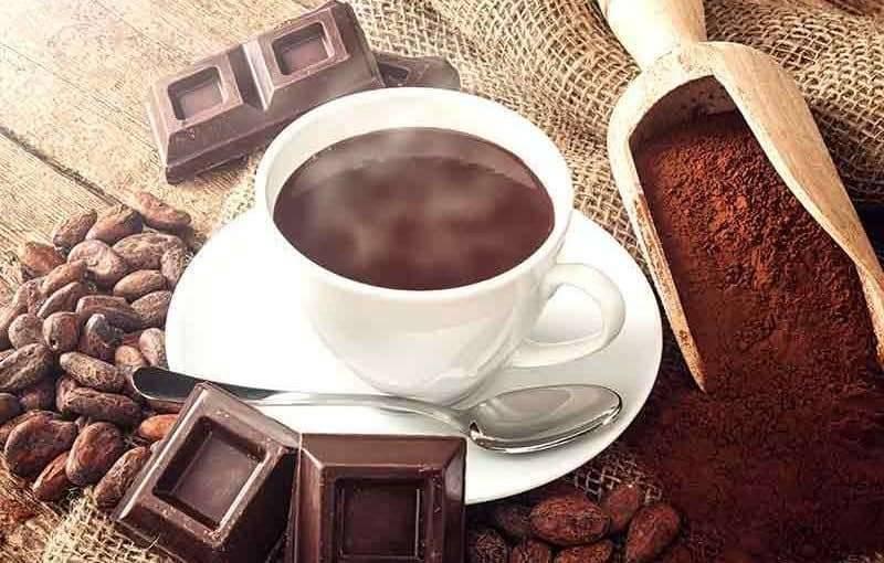 فوائد بودرة الكاكاو للتنحيف
