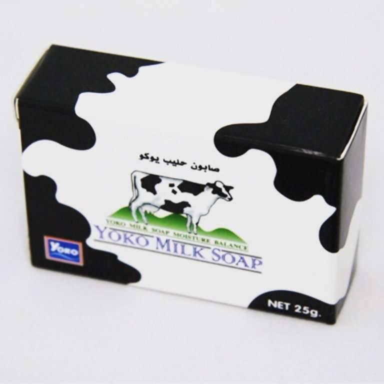 فوائد صابونة الحليب