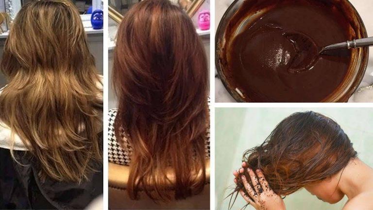 فوائد غسل الشعر بالقهوة