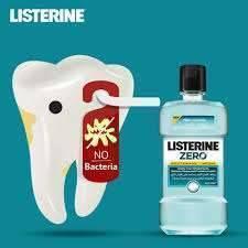 فوائد غسول الفم ليسترين