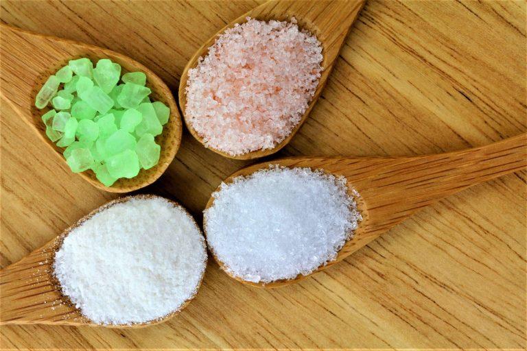 فوائد غسول الملح للمنطقه الحساسه