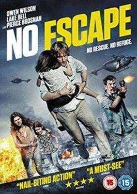 قصة فيلم no escape الأمريكي