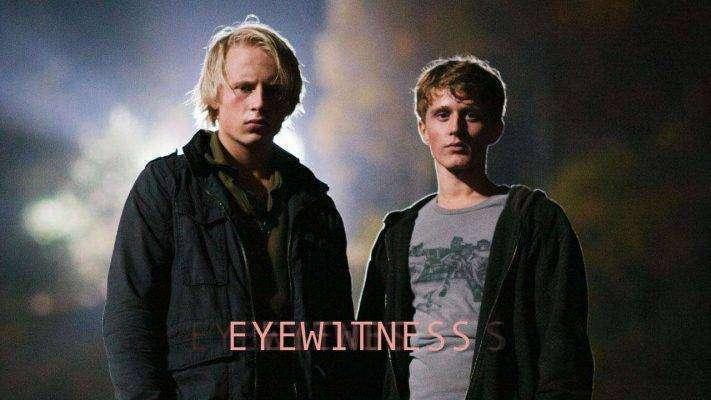 قصة مسلسل Eyewitness