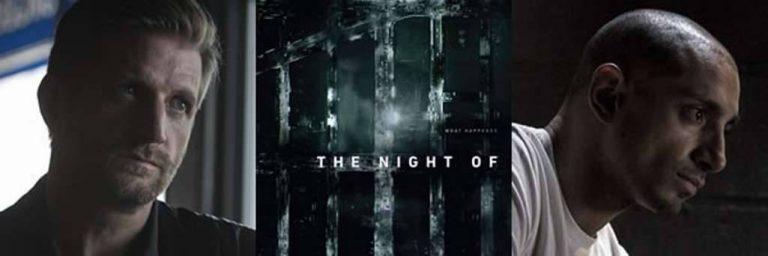قصة مسلسل The night of الأمريكي