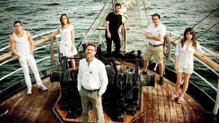 قصة مسلسل el barco