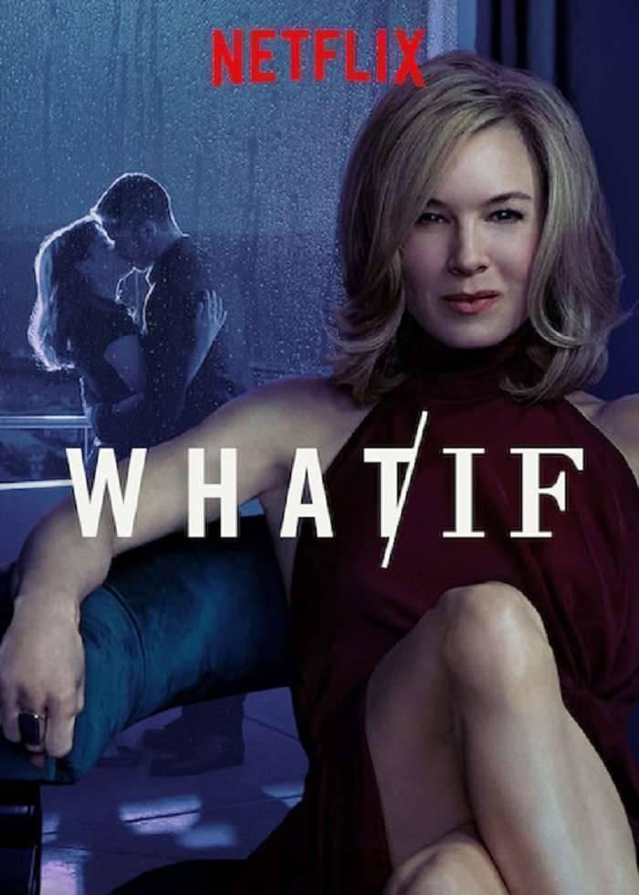 قصة مسلسل what if