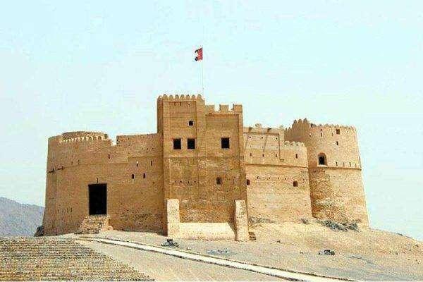 قلعة الفجيرة حاليًّا