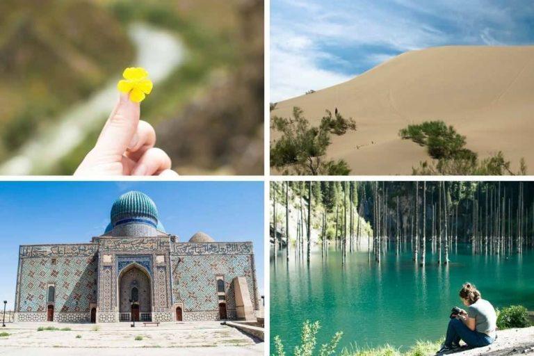 السفر الى كازاخستان للسوريين
