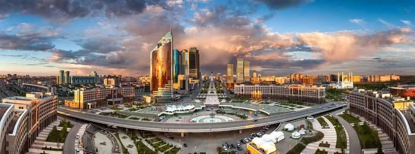 السفر الى كازاخستان من الامارات