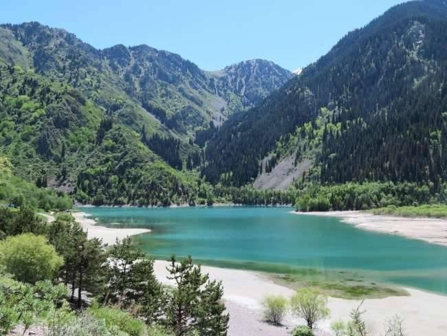 السفر الى كازاخستان من مصر