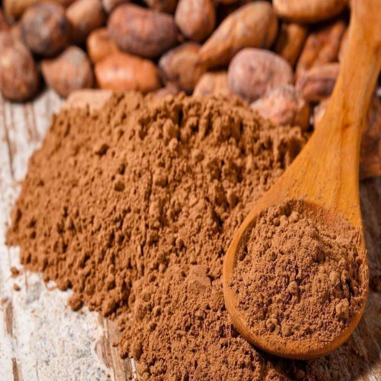 القيمة الغذائية لمسحوق الكاكاو