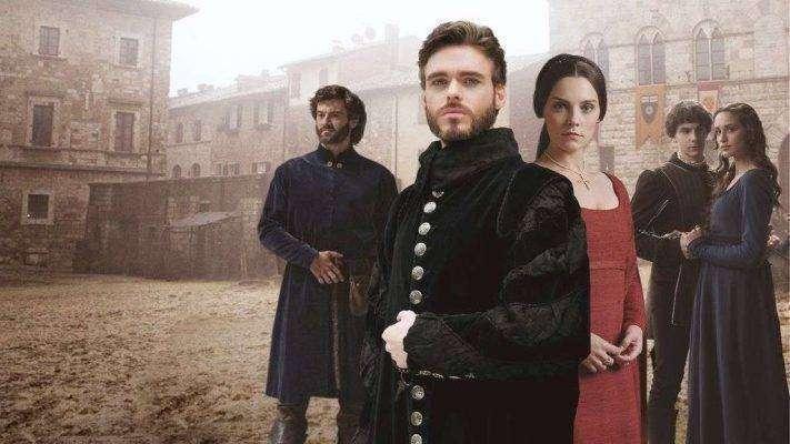 أبطال مسلسل Medici ..