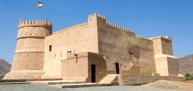 مقدّمة عن قلعة الفجيرة