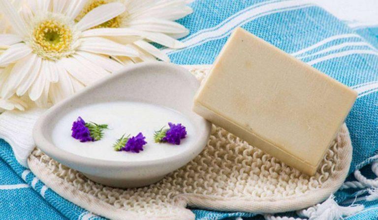 مميزات صابون حليب الناقة