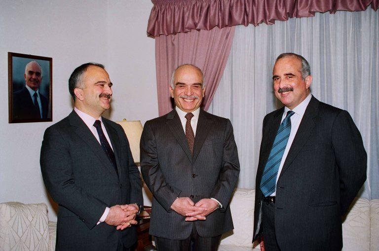 مهام الأمير محمد بن طلال في الأردن