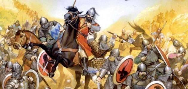 احداث ونتائج معركة الزاب