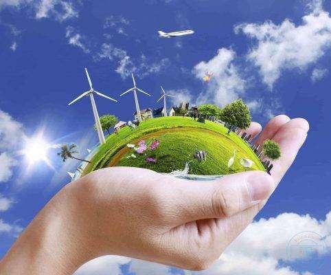 مقال عن البيئة