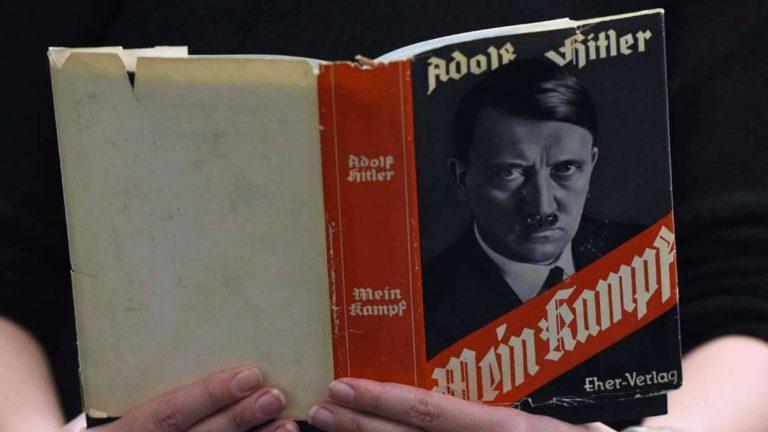 ملخص كتاب كفاحي لأدولف هتلر