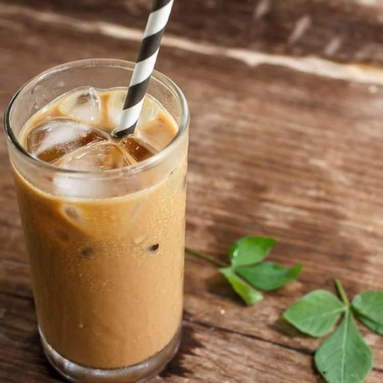 وصفة القهوة الباردة بالحليب
