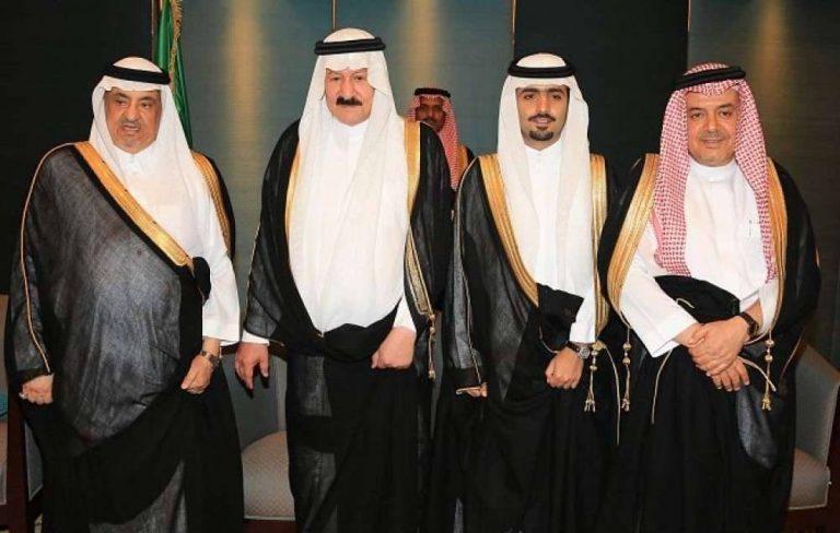 حياة الأمير مشهور بن عبدالعزيز