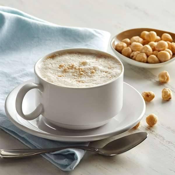 طريقة عمل القهوة الفرنسية بالبندق