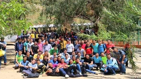 افكار فعاليات مخيم طلابي