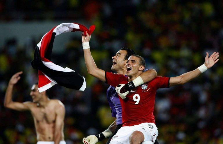 عام 2010: مصر ضد غانا (1- 0)