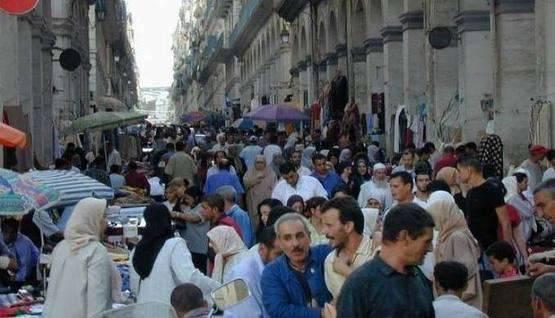 مقال عن الجزائر
