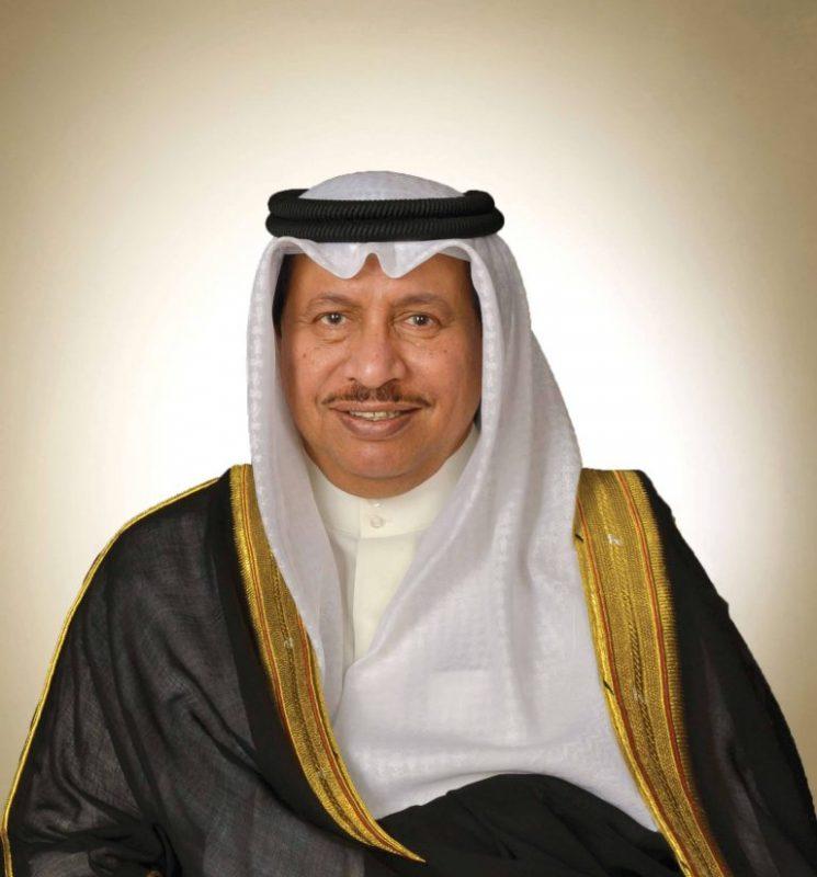 الشيخ جابر مبارك الصباح