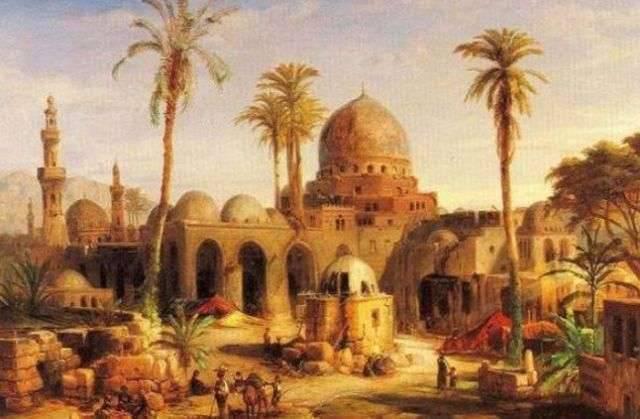 مصر تحت حكم المسلمين