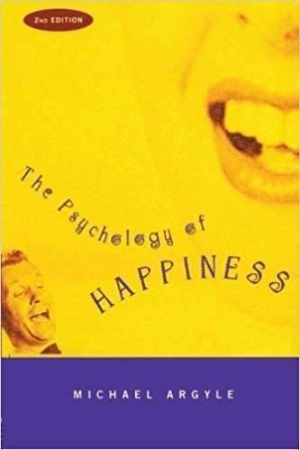 ملخص كتاب سيكولوجية السعادة