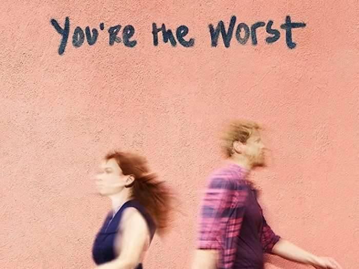 قصة مسلسل you are the worst