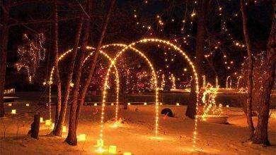 Photo of فصل الشتاء في ولاية اوهايو الأمريكية